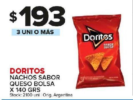 Oferta de Doritos por $193
