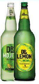 Oferta de Aperitivos Dr. Lemon por