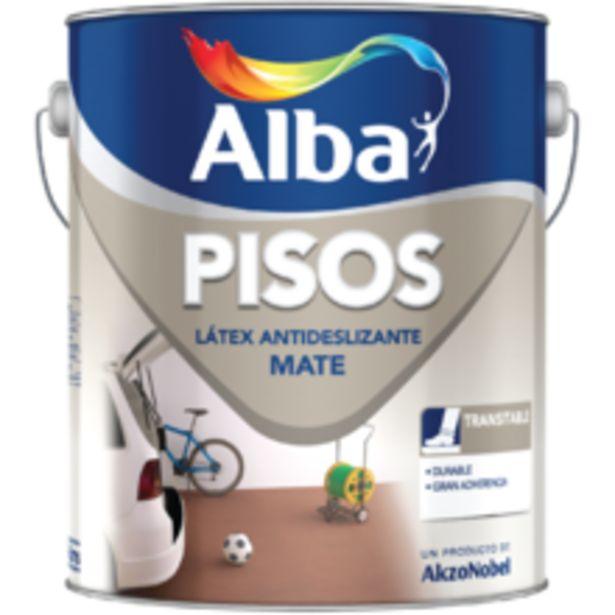 Oferta de Alba Pisos Ceniza 4 L por $5786,33