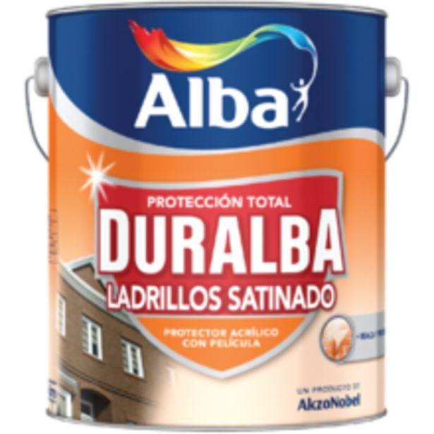 Oferta de Duralba Ladrillos Con Pelicula 10 L por $13383,58