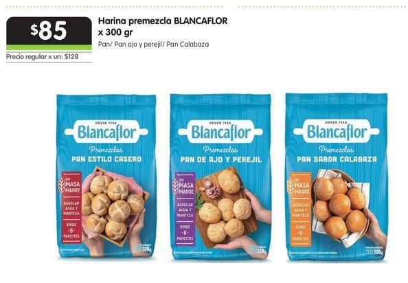 Oferta de Harina premezcla BLANCAFLOR x 300 gr por $85