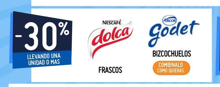 Oferta de Nescafe Dolca  por