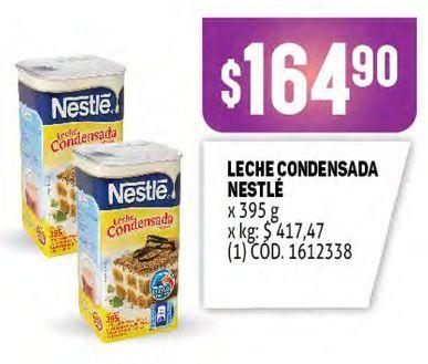 Oferta de Leche condensada Nestlé por $164,9