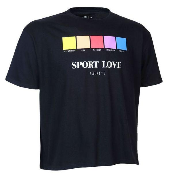 Oferta de REMERA MUJER - LOOSE - SPORT LOVE por $1999