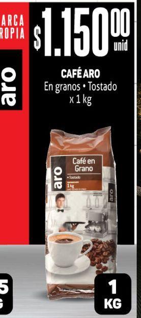 Oferta de Café en grano Aro por $1150