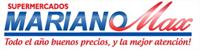 Logo Supermercados Mariano Max