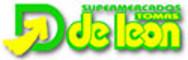 Logo Supermercado Tomas de Leon