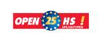 Logo Open 25