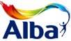 Logo Pinturas Alba