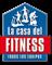 Logo La Casa del Fitness